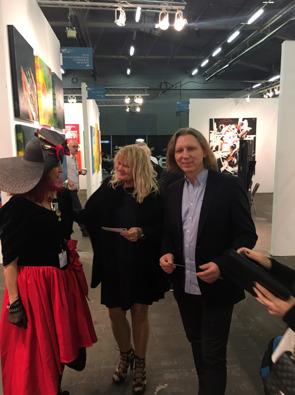 Dana Ingesson Exhibitor ArtExpo2017