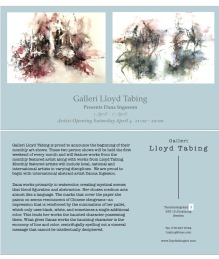 Exhibition Galleri Lloyd Tabing