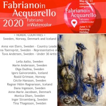 Selected Artist, Fabriano 2020