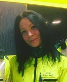 Malin Marklund, Kontaktperson Norra Norrland