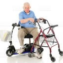 Istock Tranferring One Mobility Aid to Anothe