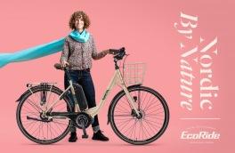 Dooman Ecoride elcyklar Cykelgarage Cykelförråd Minigarage elcykel dooman.se