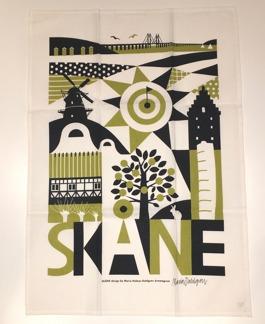 Kökshandduk Skåne - Kökshandduk - Skåne