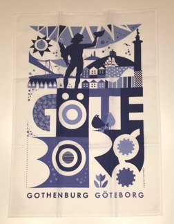 Kökshandduk - Göteborg - Kökshandduk - Göteborg
