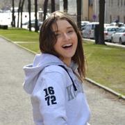 Kungsholmen hoodie - ljusgrå