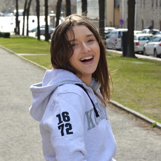 Kungsholmen hoodie - ljusgrå - [Kungsholmen hoodie, grå, M
