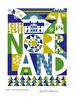 Grafiska prints, 13 olika motiv - Norrland