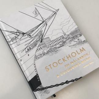 Stockholm målarbok - Stockholm målarbok