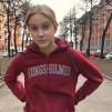 Kungsholmen hoodie röd - Barnstorlek 158/164