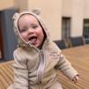 Kungsholmen baby-hoodie