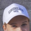 Kungsholmen Keps - [Kungsholmen keps, vit