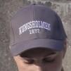 Kungsholmen Keps - [Kungsholmen keps, grå