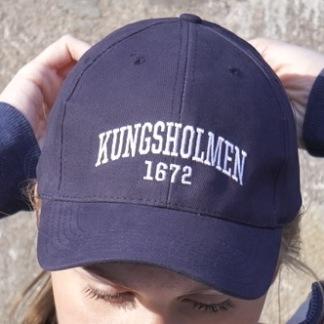 Kungsholmen Keps - Kungsholmen keps, blå