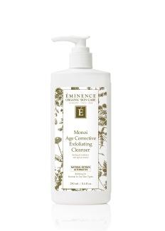 Mono age correcting exfoliating cleanser