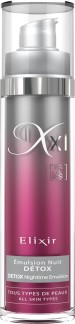 Ixxi Elixir Detox Night Time Emulsion 50 ml -