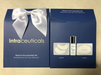 Intraceuticals Retouch Eye Essential Set