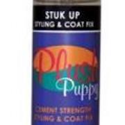 Plush Puppy Stuk Up