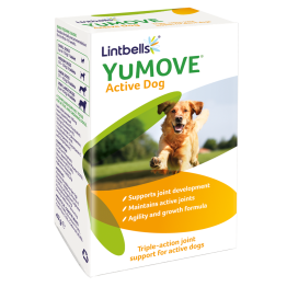 Yumove Active 60 Tabletter - Lintbells active dog