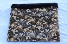 Sovsäck Camouflage - Camouflage 80x80 cm
