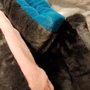 Sovsäck 60x60 cm