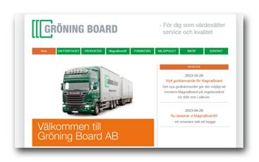 Gröning Board