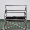 Fasadställning på hjul, 5 x 5,5 meter - Gratis Montering, Leverans & Upphämtning