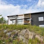 Hyra byggställning över entrétak Stockholm - Hyr byggnadsställning (2)