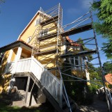 Hyr byggställning Stockholm