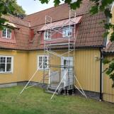 Hyra byggställning stockholm hyr byggnadsställning nära mig ställning målarställning hyra billigt