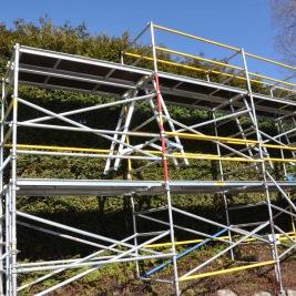 hyr byggställning stockholm målarställning måla ställning