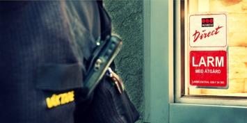 Företagslarm inbrottslarm Securitas Direct Umeå
