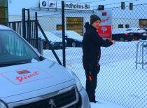 Securitas Direct Observer Direct Flex kameraövervakning Västerbottens Säkerhetscenter