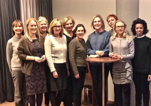 Medlemmar i Women presidents´Organization