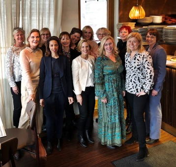 Medlemmar i den svenska delen av Women Presidents Organization