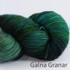 Opal 4 trådigt Handfärgat - Galna Granar