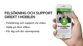 Felsökning och support via videosamtal
