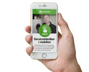 EasyServ Help via mobilen