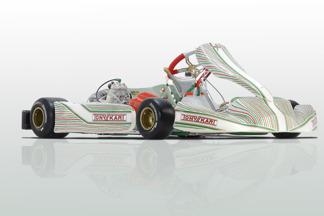 Chassie DD2 Tony Kart Racer 401 S - Chassie Tony Kart Racer 401 S
