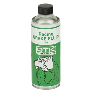 Bromsvätska OTK Racing Silicon 500 ml. -