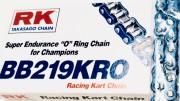 Kedja RK O-ring 219 blå