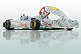 Chassie KF Tony Kart Racer 401R - Chassie Tony Kart Racer 401R