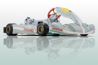 Chassie DD2 Tony Kart Racer 401R - Chassie Tony Kart Racer 401R