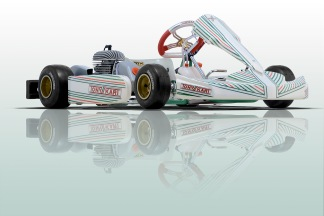 Chassie 950 Tony Kart Rookie EV - Chassie Tony Kart Rookie