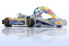 Chassie KZ Tony Kart Racer 401 R - Chassie FA Victory