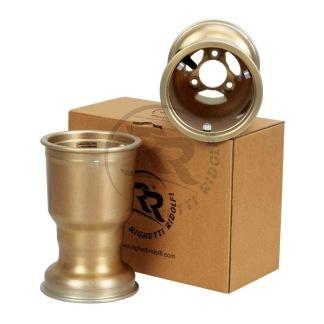 Fälg ELZ 212 mm Gold Kart mag. 1 stk -