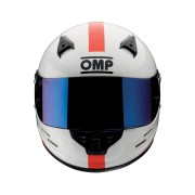 Hjälm OMP KJ-8 EVO CMR