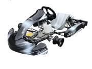 Komplett Kart - Gold Kart & Raket 95 Micro