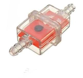 Bensinfilter 30 mm - Bensinfilter fyrkantigt 30 mm