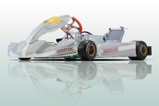 Komplett kart - Tony Kart Racer & DD2 - Chassie Tony Kart Racer 401R