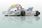 Chassie Tony Kart Racer 401R OK/125 cc